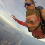 Skydiving in Panhandle is perfect way to jump into spring