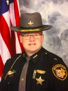 Guernsey County Sheriff Jeff Paden