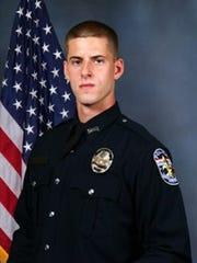 Officer Eric Goldschmidt