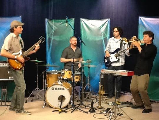 The Larks will play the Berlin Blues and Jazz Bash