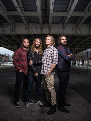 Toothgrinder has upcoming shows coming up in New York City and Trenton.