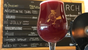 The Night on the Sun is a black currant sour available