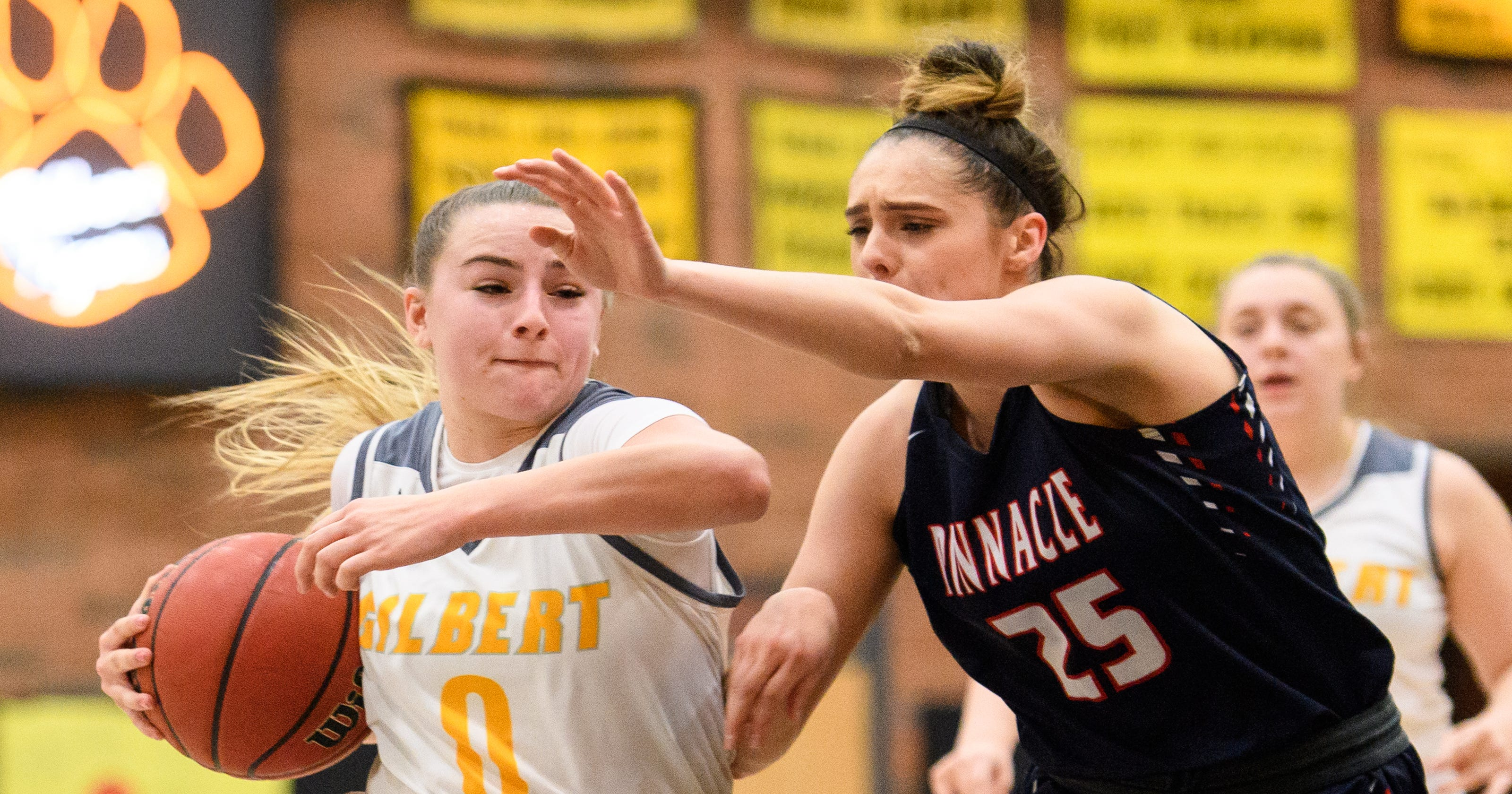 Gilbert's Hanna Cavinder voted Week 5 Arizona high school