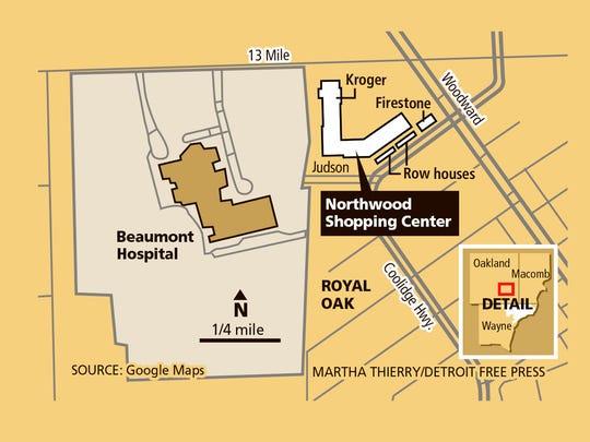 Northwood Shopping Center