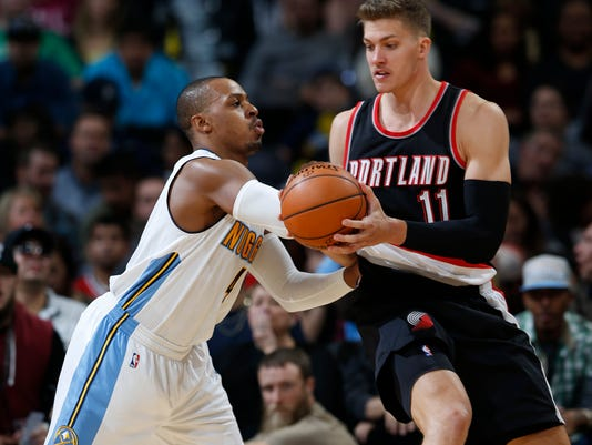 Meyers Leonard, Randy Foye