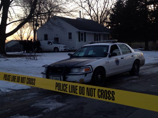 Des Moines police took a man into custody after they said he admitted Sunday evening to killing his neighbor. Sgt. Jason Halifax, a spokesman for the Des Moines Police Department, said officers found a body at a home in the 300 block of East Diehl Avenue after being tipped off about a homicide.
