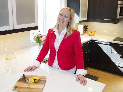 Arizona Republic reporter Kara Morrison says her kitchen