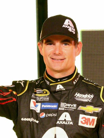 Jeff Gordon will join anchor Mike Joy and fellow retired
