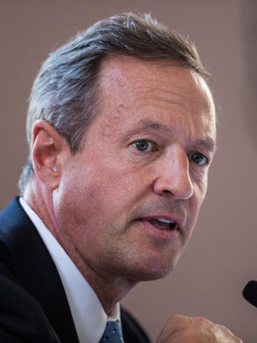 Martin O'Malley Meets With Gun Safety Advocates In NYC