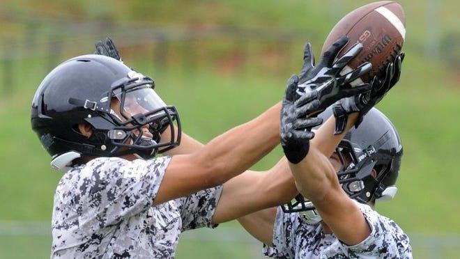 The North Buncombe football team opens its season Aug. 22 at Pisgah.