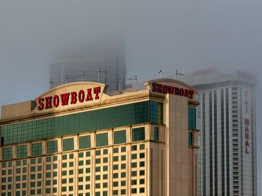 Atlantic City Showboat