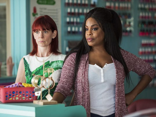 NIECY NASH,CARRIE PRESTON
