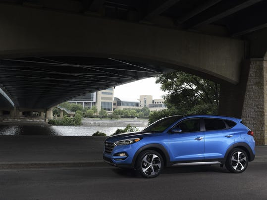 New Hyundai Tucson Hops Into Hot Compact Suv Segment