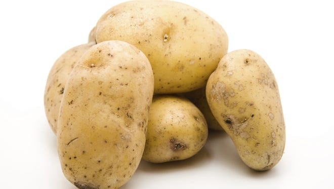 White potatoes are excluded from the government nutrition program for low-income women and children.