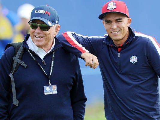 PGA: Ryder Cup-Practice Round