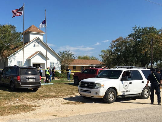 Image result for What life was like at Texas church before a gunman opened fire on the congregation