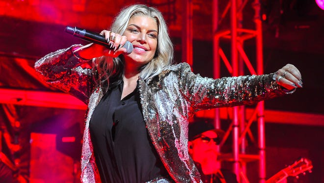 Singer Fergie will host Fox's new singing competition, 'The Four: Battle for Stardom.'