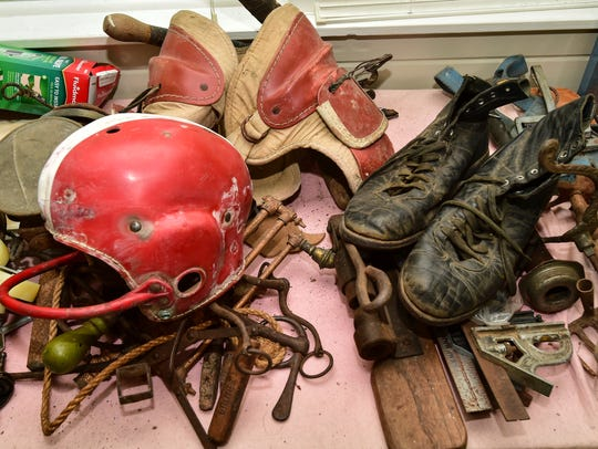 Estate sale being held at the home that belonged to