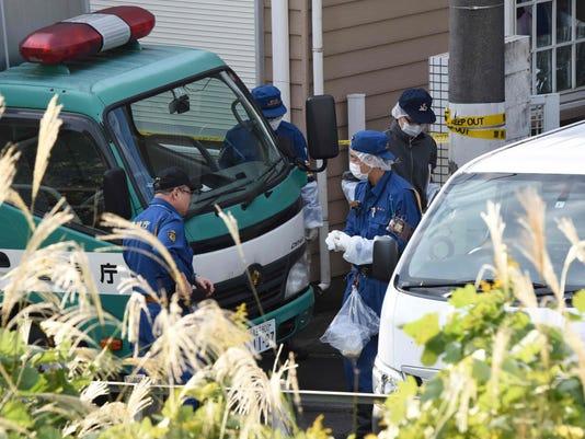 JAPAN-CRIME
