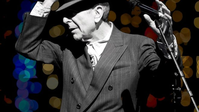 A tribute to the music and the man, Leonard Cohen, is planned at Headliners Music Hall, 1386 Lexington Road