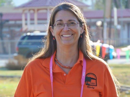 Cindy Boylan was named Alamogordo Chamber Ambassador of the year.