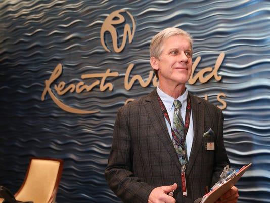 Bill Fallon - Resorts World Catskill