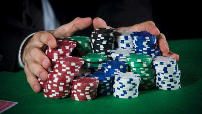 """Whether in poker or business, it takes a lot of guts to go """"all in."""" In poker, it's part of the game; in business, it's rarely the answer."""