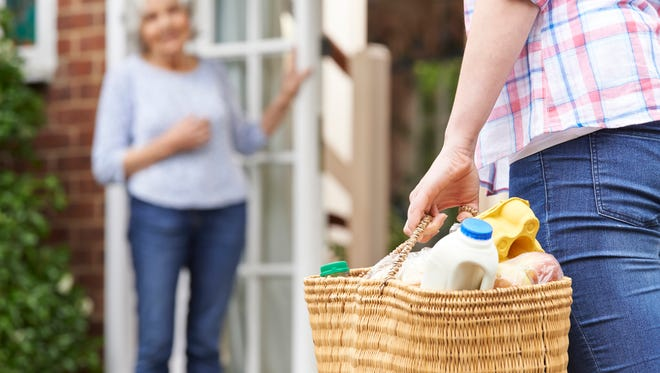 Instead of giving up something for Lent, why not focus on doing good for others, whether it's shopping for an elderly neighbor, volunteering or donating to important causes?
