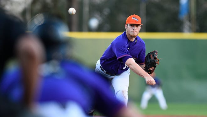 Adam Oller and the Demons face Arkansas State this weekend.