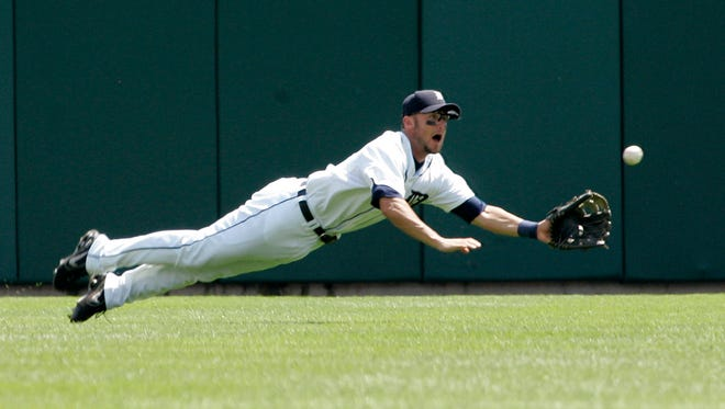 Ryan Raburn is hitting .206 this spring training with no homers and five RBIs. He figures to primarily be a backup in the outfield, but has played in the infield over his career.