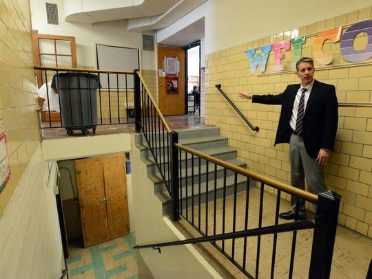 Bloom-Carroll Superintendent Shawn Haughn talks about
