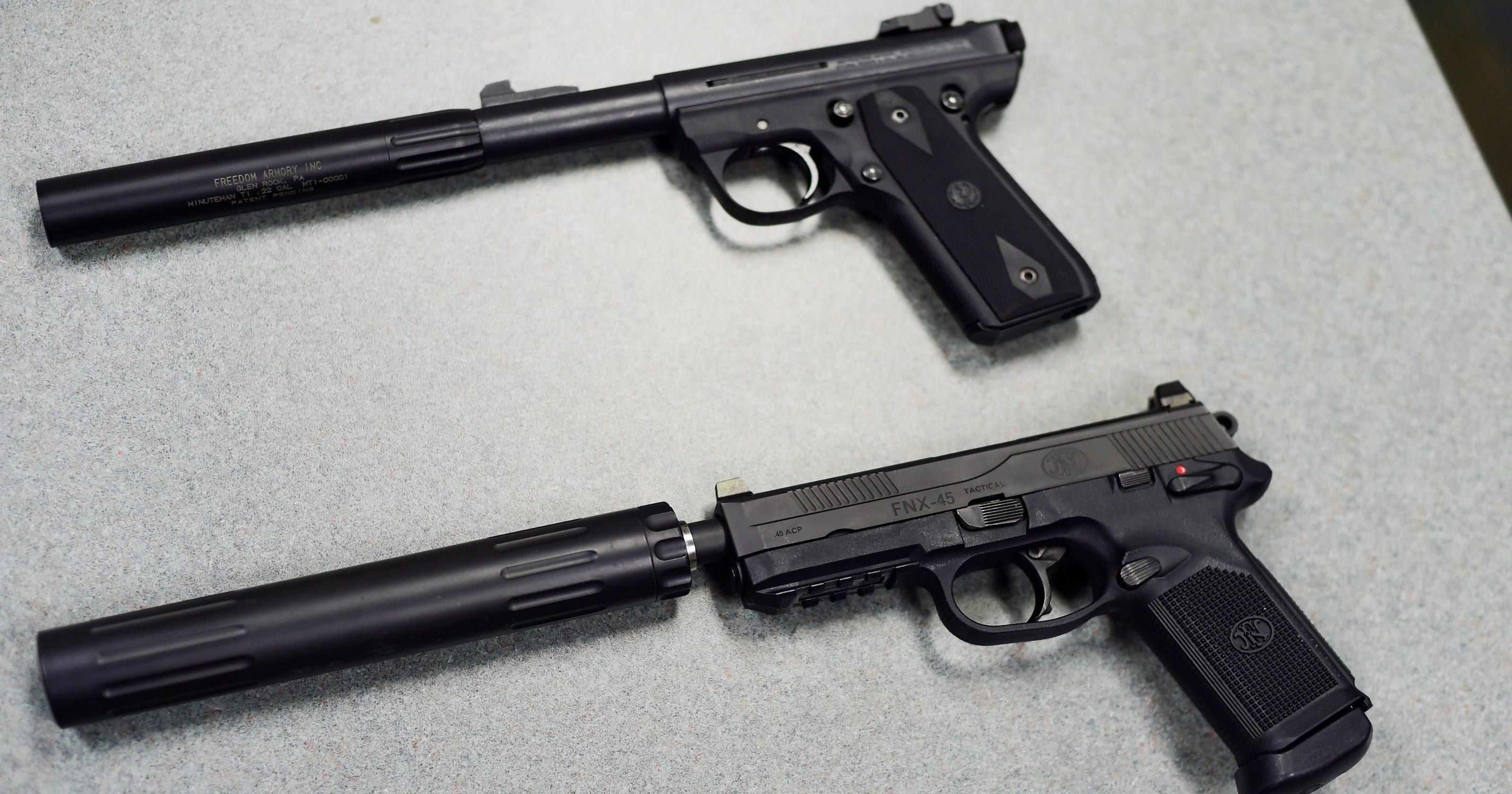Make it easier to get gun silencers (editorial)