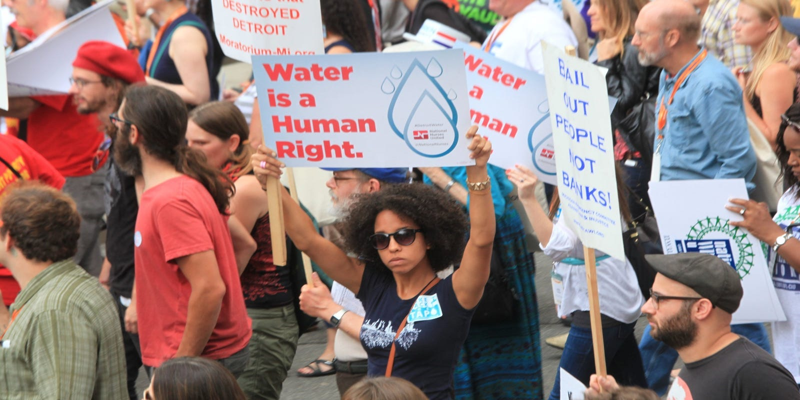 It's time to stop passing the buck on Detroit water shutoffs