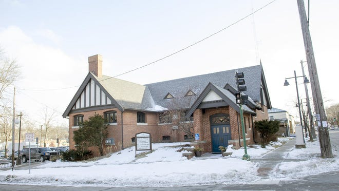 After several months of planning and negotiating, the Unitarian Universalist Society of Iowa City is finalizing its plans to relocate from downtown Iowa City, pictured here in February, to property in Coralville.