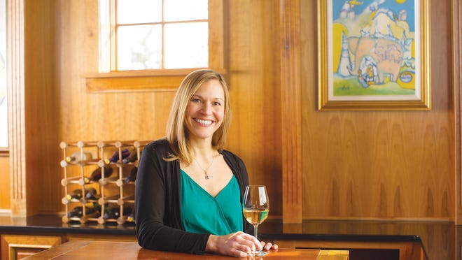 Pittsford native Tricia Renshaw has started her own boutique wine label, Venus Rising.