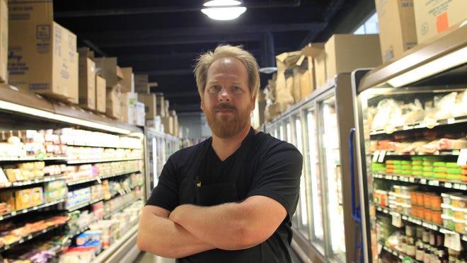 Bread Garden Market executive chef Christian Prochaska poses for a photo on Friday, June 19, 2015.
