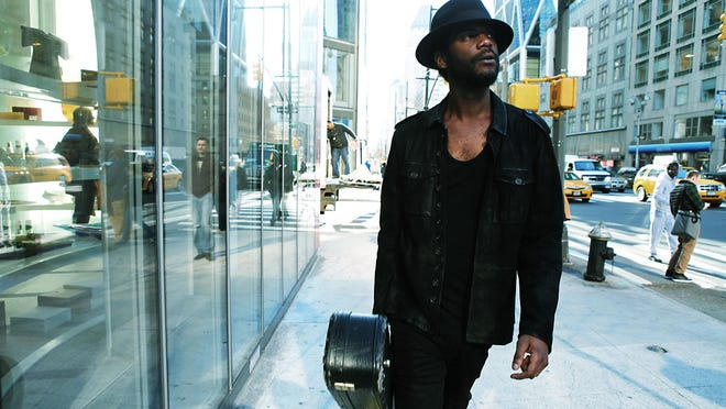 Texas guitarist Gary Clark Jr. shares a bill with Trombone Shorty & Orleans Avenue on Monday at the Shelburne Museum.