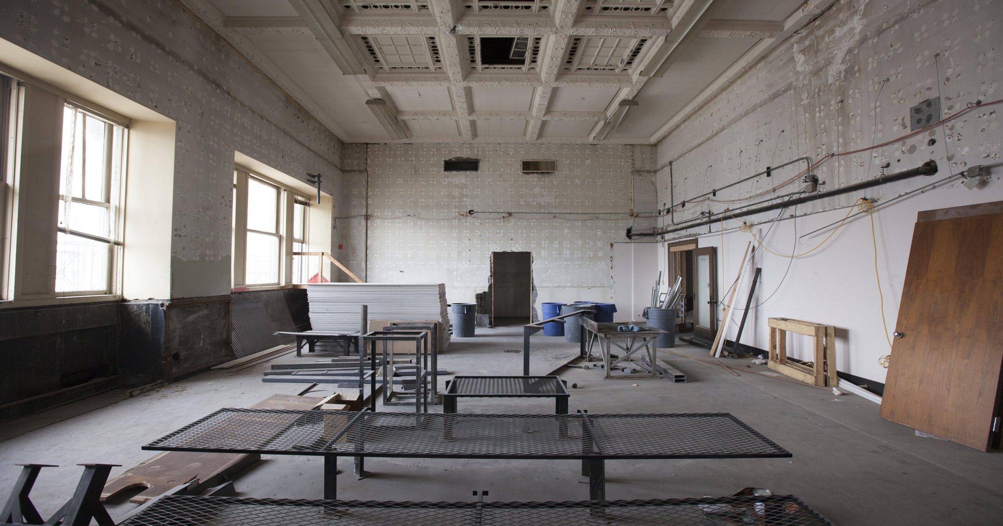 Studios plan new life for home of Detroit Stock Exchange