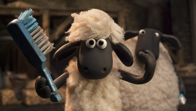 """In """"Shaun the Sheep Movie,"""" Shaun, the cleverest of the sheep, longs for a day off from the farm and sets in motion a plan that quickly goes off the rails."""