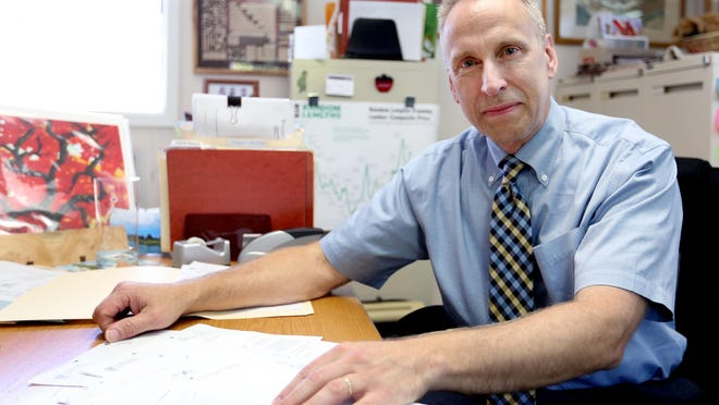 Richard Pine, the president of Financial Products & Services Inc. in Salem, has been dealing with the IRS since February about correcting an error in the business's address.