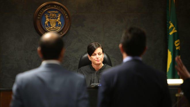 Oakland County Family Court Judge Lisa Gorcyca.