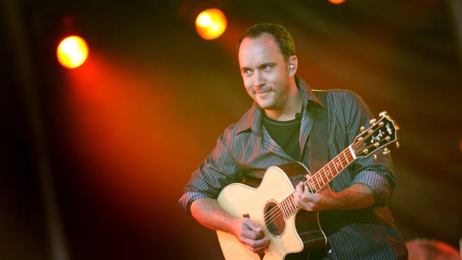 Dave Matthews Band plays Riverbend on May 20. Tickets go on sale Feb. 19.