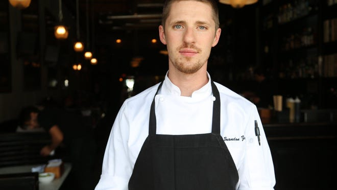Brandon Zarb is leaving his post as head chef of Ferndale's Imperial and Public House restaurants to teach culinary skills to special needs students at Rising Stars Academy.