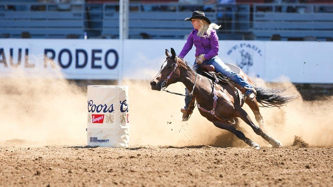 St. Paul Rodeo returns June 30-July 4 surrounded by a carnival, live music, art and nightly fireworks at 10:15 p.m. $16 to $30 for rodeo.