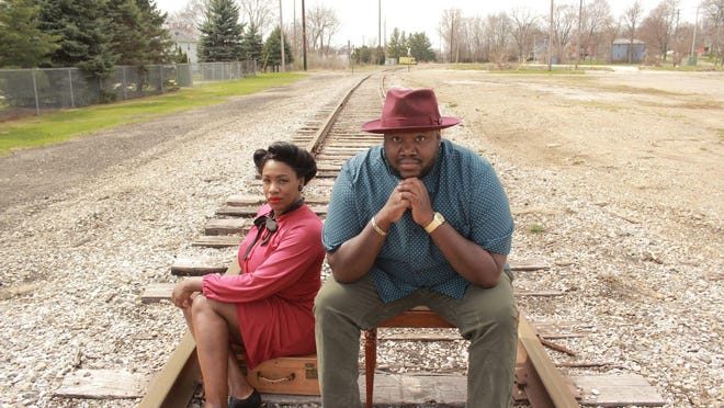 The War & Treaty consists of Tanya Blount and husband Michael Trotter Jr. They perform Saturday in Ferndale.