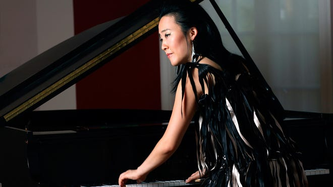 Helen Sung, and the Michigan State University Jazz Octets will perform on Friday, Feb. 9.