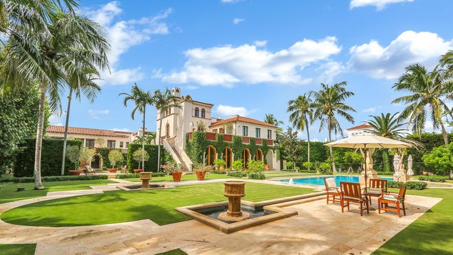 In a deal just recorded at about $30.08 million, billionaire Jim Clark has sold, through a limited liability company, a 1920s-era mansion at 120 Jungle Road in the Estate Section of Palm Beach.