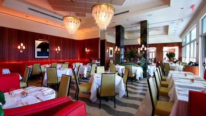 Sant Ambroeus is not serving diners in Palm Beach, but its parent company SA Hospitality Group is helping staffers who are currently out of work.