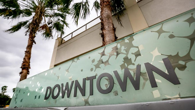 """Downtown Palm Beach Gardens will hold its """"Summer Event Series"""" starting July 1, with activities including free fitness classes and chalk art."""
