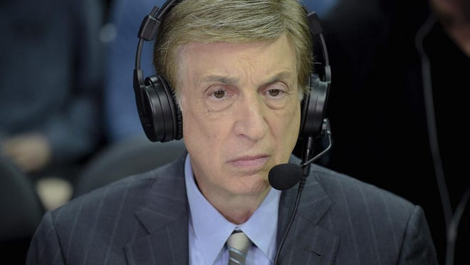 Sportscaster Marv Albert is turning 79.